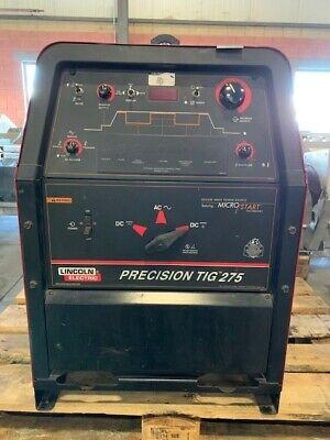 Lincoln Precision Tig 275 Tig Welder