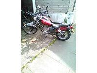 kymco bike