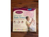 New Baby Bath Towel