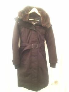 Nobis She-Ra Ladies Extreme Parka Size Small in Black