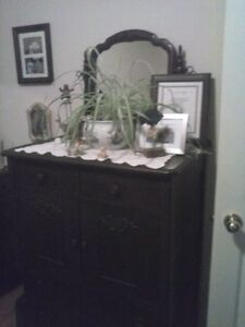 antique bedroom set 1940s
