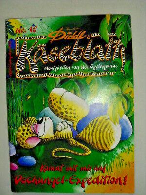 Diddl Käseblatt Nr. 15 Herbstausgabe 1998 rar selten