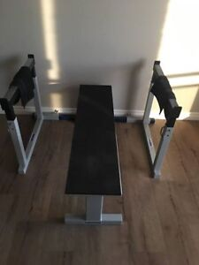 IronMind - Flat Bench and Spotters - USA Made - MUST GO ASAP!