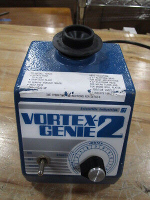 Scientific Industries G-560 Vortex Genie 2 Mixer No Platform