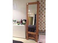 Full length free standing mirror for sale £35