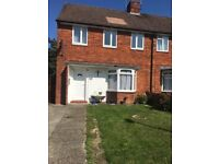 3 Bed Semi-detached house for rent in Earley, Reading