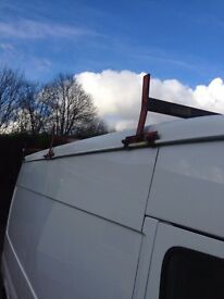 3 bar ford transit low roof rack