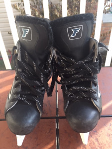 Ferland Boys Hockey Skates