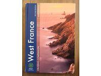 West France Cruising Companion Book