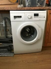 Siemens washing machine 1400 spin