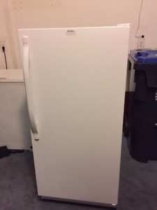 Excellent  condition Kenmore upright freezer