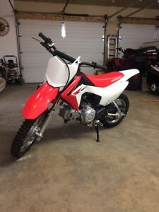 2013 Honda CRF 110 Excellent Condition & Runs Great!