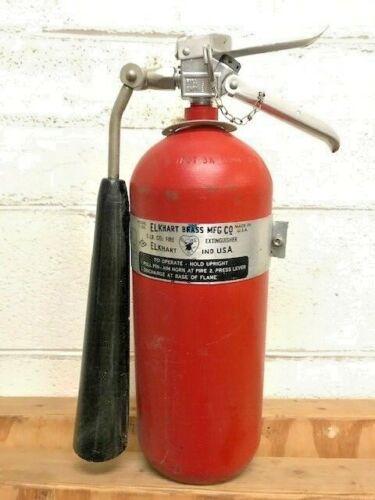 5 lb Amerex, Badger, etc... CO2 Fire Extinguisher - Steel - Fresh Test