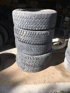 used truck tires p 245/70 r16