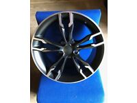 """BMW Style Alloy Wheels 18"""" - Brand New Boxed - Set Of 4"""