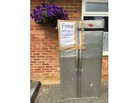 FREE. American Fridge Freezer.
