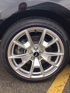 "19"" Mustang GT wheels for sale"