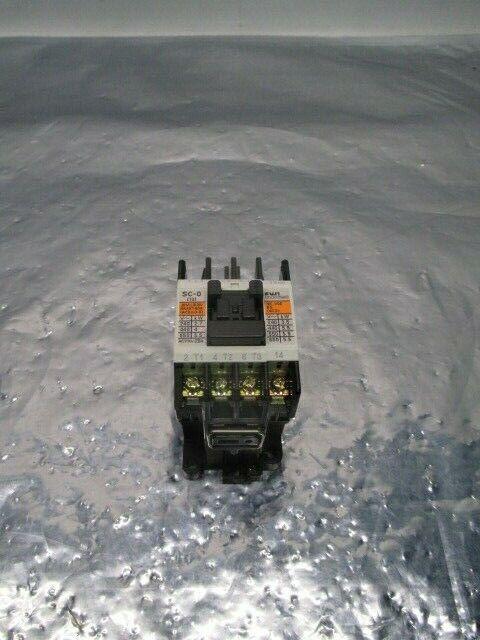 Fuji Electric Type SC-0 Contactor, 4NC0F0, 100593