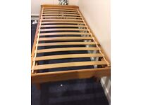 Trundle Bed/ Single Bed