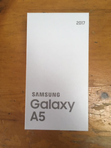 Brand New Unlocked Samsung Galaxy A5 Phone- In Box- Never Used