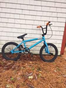DK BMX Bike - almost new. Barely used.  Receipt and manual incl.