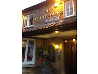 Chef de partie - Country Gastro Pub Up to £22,000 per annum OTE including tips