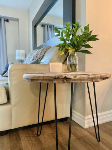 Farmhouse Pottery Barn Inspired Coffee Side Tables Other Tables London Kijiji