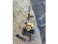 McCulloch HC45 Petrol Hedge Trimmer - Spares or Repairs