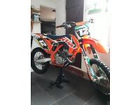 KTM SXF 250 Low Hours, Immaculate Condition ** Price Reduced **