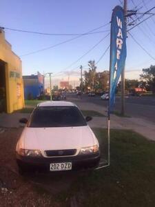 1996 Suzuki Baleno Hatchback RWC+12MONTHS WARRANTY Salisbury Brisbane South West Preview