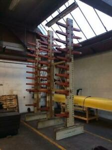 Pacific Steel Cantilever Rack