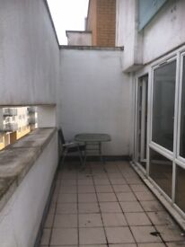 2 Bedroom flat roof terrace Vauxhall