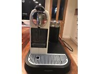 Nespresso Magimix Citiz & Milk (aerrochino frother) coffee machine