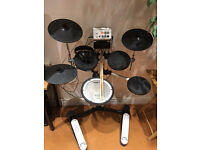 Roland HD1 electronic drum kit + Free headphones and sticks