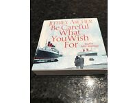 Jeffrey Archer's Audio CDs of Be Careful What You Wish For, read by Alex Jennings