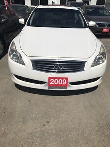 2009 INFINITI G37 Coupe Premium