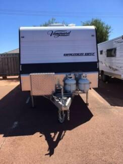 Vanguard Caravan For Sale 21 ft 6 inches