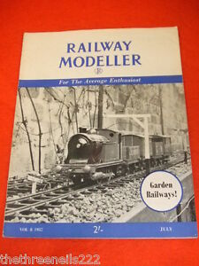 RAILWAY-MODELLER-JULY-1957-GARDEN-RAILWAYS