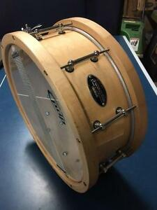 Pacific SX Series Wood Rimmed Snare