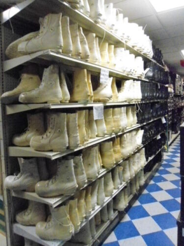 US Military BATA Bunny Boots -60 degrees (USED) sizes 3R to 10W $100