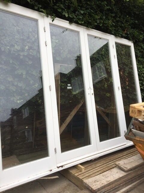 Berocco Double Glazed Wooden French Doors In Worsley Manchester