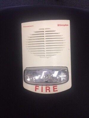 Simplex True Alert Speaker Strobe 4906-9153
