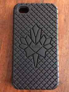 BRAND NEW ROOTS Heavy-Duty  iPhone 4/5 Case (Rubber-Touch)