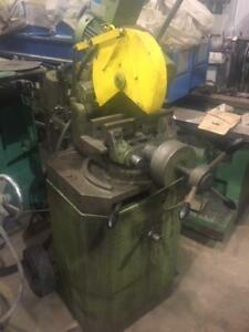 (USED) COLD SAW / DUTCH SAW / CPO-350PD-LT / 575V