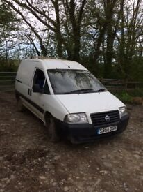 Fiat Skoda 1.9 Diesel Handy little workhouse, reliable Van