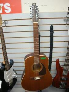 Seagull s12 plus cedar 12 String Guitar