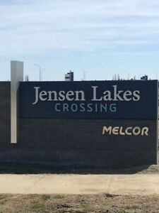 EXECUTIVE LOT - JENSEN LAKES,  ST. ALBERT