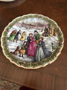 victorian plate
