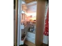 Intergrated Ariston Fridge Freezer