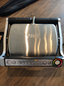 T-fal  Optigrill + Stainless steel Electric Grill